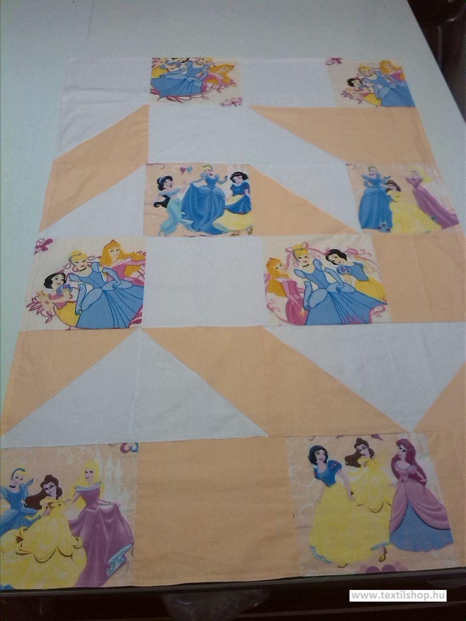 Pamut patchwork gyerek ágytakaró 92 136cm. fde025fc95