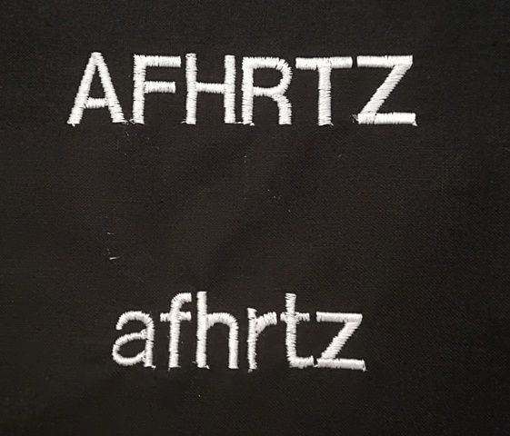 Betű 2 Gothic