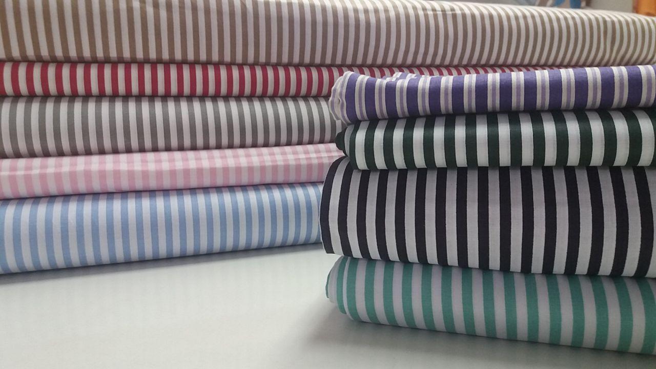 Pamut vászon anyag csíkos (választható színek) fabd0b038a