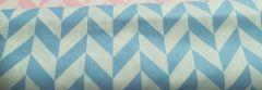 Pamut vászon anyag geometrikus (választható színek) 0422dbe59f