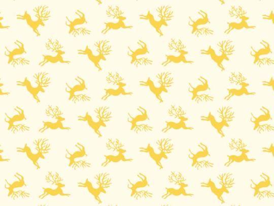 Kevertszálas karácsonyi anyag 12562 arany