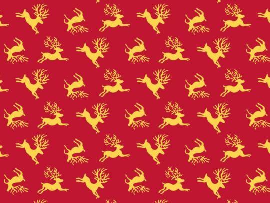 Kevertszálas karácsonyi anyag 12562 piros