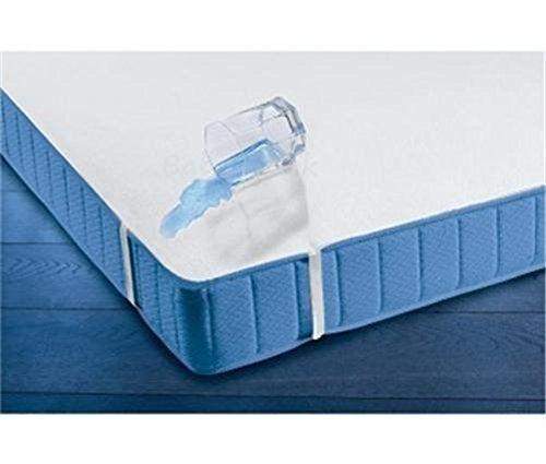 Frottír vízzáró matracvédő gumipánttal (választható méretek)