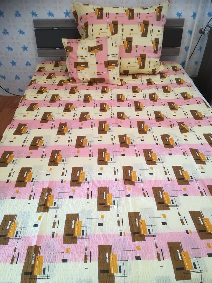 Pamut - krepp paplanhuzat 140x200cm r61