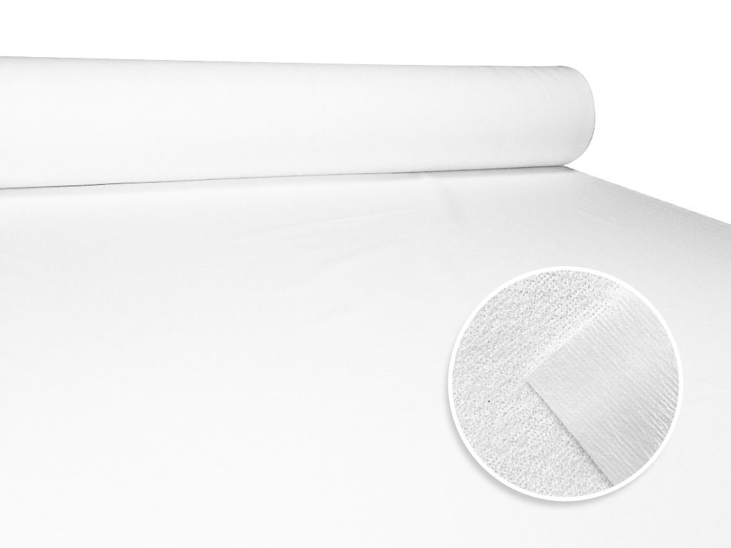 Matracvédő, lepedő alapanyag vízhatlan mikró plüss 205cm