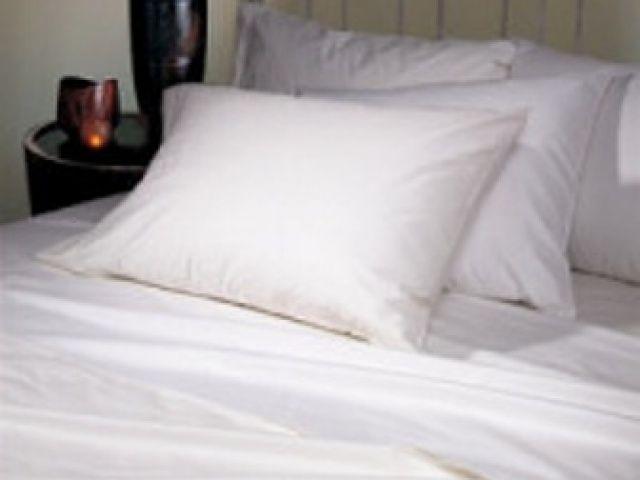 Pamut párnahuzat 70x90cm fehér